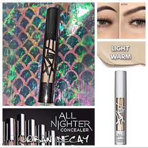 NWOB- URBAN DECAY All Nighter Concealer LIGHT WARM